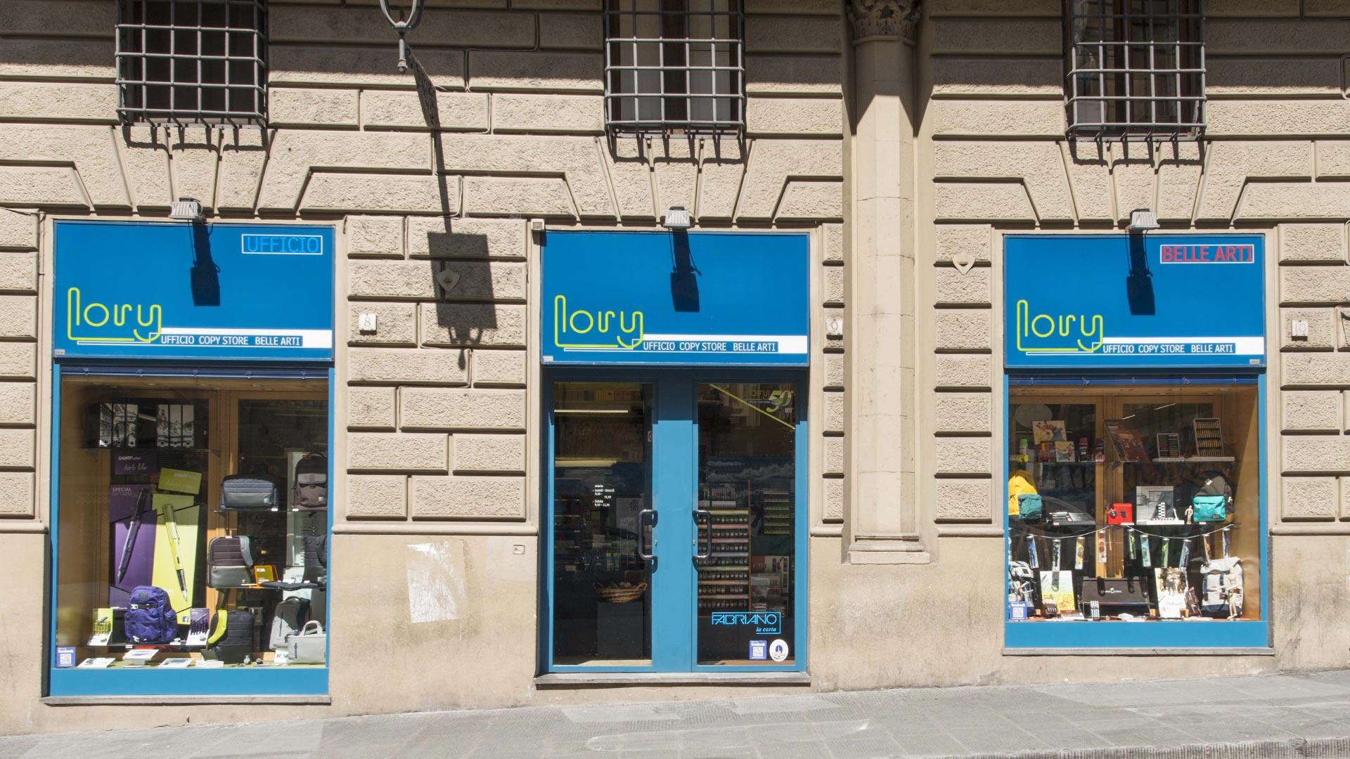 Cartoleria Lory - Firenze - Dal 1962 i migliori prodotti italiani ...